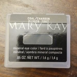Mary Kay mineral eye color Coal